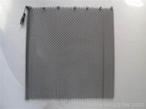 fireplace mesh screen manufacturer supplier