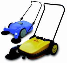 Floor Sweeper by Economic Research Floor Sweeper