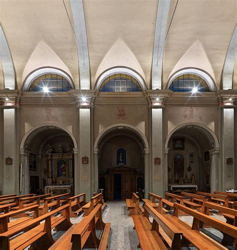 francesconi illuminazione francesconi architectural light illumina un luogo di culto