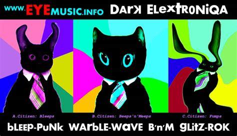 industrial house music eye dark alternative electro industrial cyber gothic synth punk new wave alt rock ebm