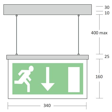 lithonia exit sign wiring diagram 33 wiring diagram