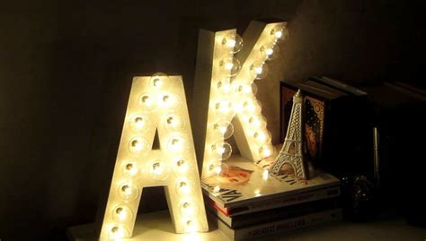 17 best images about marquee letter lights on pinterest