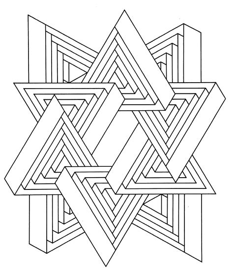 free printable op art coloring pages to print this free coloring page 171 coloring op art jean