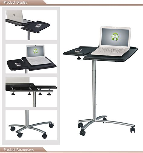 laptop table on wheels wooden laptop table on wheels buy laptop table laptop