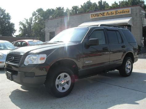 Varsity Ford College Station by 2006 Ford Explorer