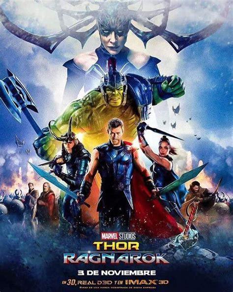 film thor ragnarok di indonesia affiches de thor ragnarok les personnages principaux