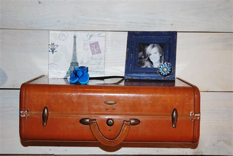 How To Make A Suitcase Shelf home decoration tips how to display travel souvenirs