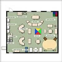 Preschool Floor Plans Design classroom floorplanner
