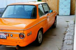 1973 bmw 2002 inka orange roundie for sale photos