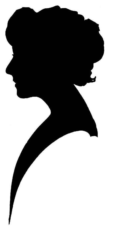 free silhouette images 25 best ideas about vintage silhouette on pinterest