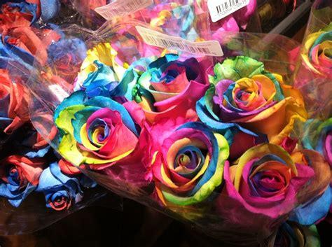 tie dye roses at wegmans things i we