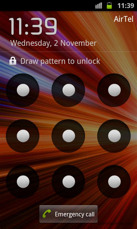 forgot screen lock pattern galaxy s2 how to set pattern lock security on android mobiles