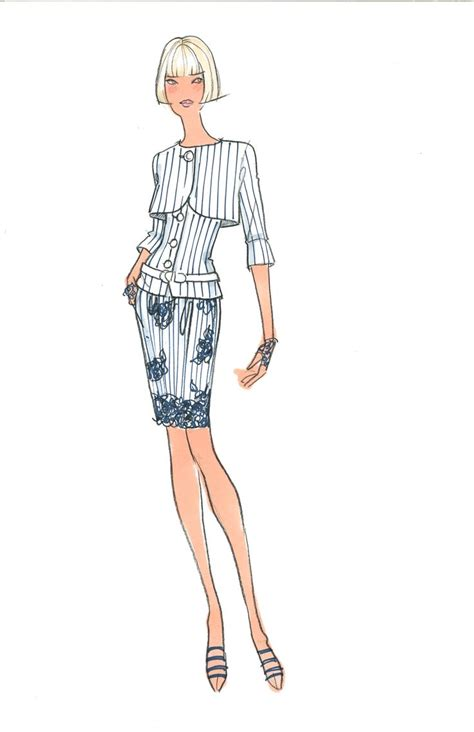 fashion doll drawing 16 best images about tonner doll sketches on