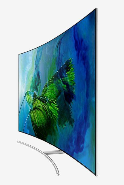 samsung q series 65 inch 65q8c ultra hd 4k curved qled smart tv price in india reviews