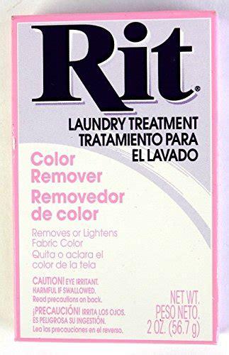 rit dye color remover rit dye laundry treatment color remover powder 2 oz 3