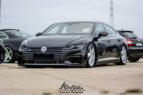 porsche wheels on vw volkswagen arteon gets air suspension and porsche cayenne