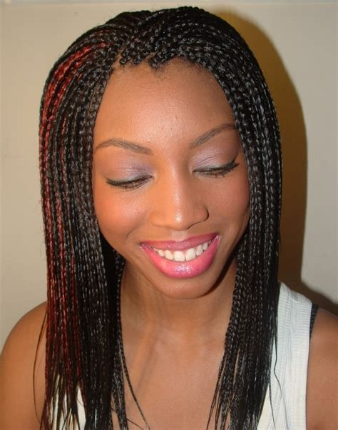 hairstyles with individual braids 8 black hair braid styles black coffy