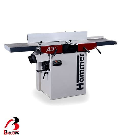hammer woodworking machinery thicknesser planer a3 41 hammer