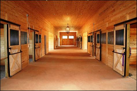 center aisle horse stable 10 envious horse stables that will make you jealous the