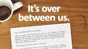 National Australia Bank Break Letter clemenger bbdo tops pr lions with bank s breakup campaign by tim nudd