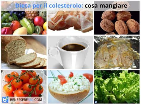 alimenti dannosi per il colesterolo dieta per il colesterolo alto alimenti consentiti da