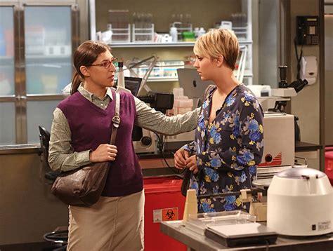 Episode Pennys New Haircut | the big bang theory season 8 episode 2 stills