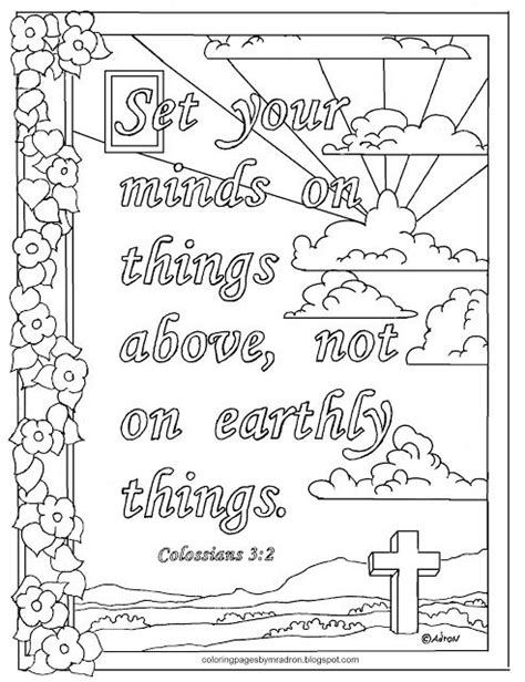 Colossians 3 Coloring Page by Pin By Adron Dozat On Coloring Pages For Kid Coloring