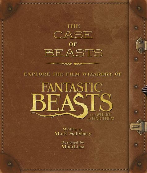 libro animales fantasticos y donde 15 libros de animales fant 225 sticos y d 243 nde encontrarlos que saldr 225 n a la venta sensacine com
