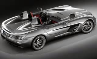 Mercedes Stirling Moss Mercedes Mclaren Slr Stirling Moss