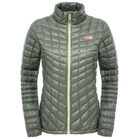 design your own north face jacket the north face ladies thermoball jacket laurel wreath