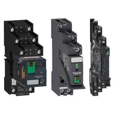 electromechanical relay zelio relays schneider electric