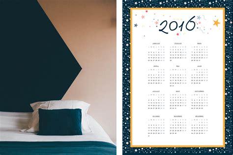 Calendrier 2016 à Imprimer Gratuit Personnalisé Calendrier 2016 224 Imprimer Vie De Miettes