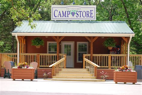 Lake Grapevine Cabins by C Store The Vineyards Cground