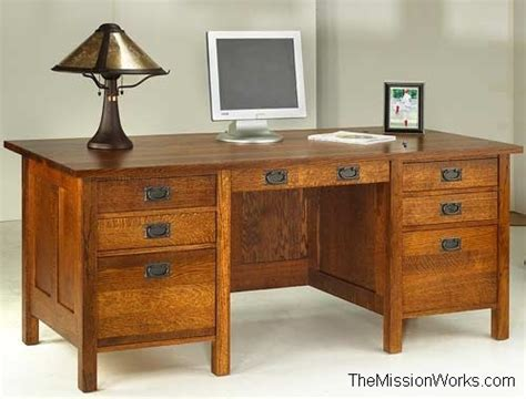 mission style executive desk 17 best images about desk designs on pinterest modern