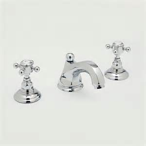 rohl a1808 country bath hex spout widespread faucet atg