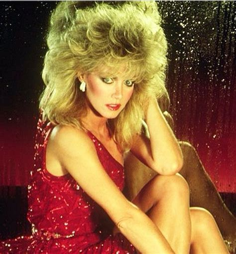 donna mills hairstyle from the 1980 curly 1348 best big hair images on pinterest hairstyles