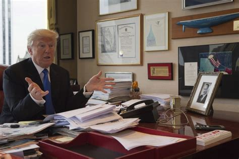 trump office new york ap interview donald trump says he s narrowed