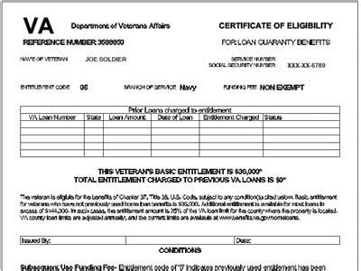 va home loan certificate of eligibility va coe home loan eligibility the house team