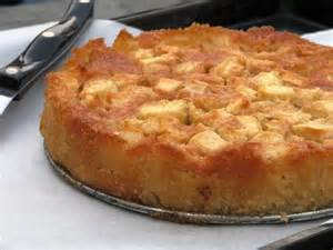 marie helene s apple cake recipe dishmaps