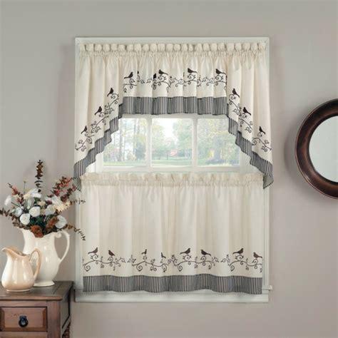 fotos de cocinas con cortinas para decorar diseno casa