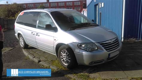 used chrysler voyager chrysler voyager used parts
