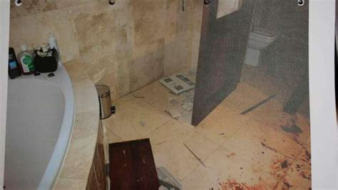 Creie In Shower by Warning Graphic Images Of Crime After Oscar