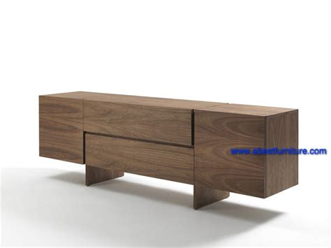 Canapé Style Industriel 358 aki sideboard replica designer sideboard walnut