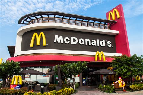 mcdonald s who is mcdonald in mcdonald s restaurant take off