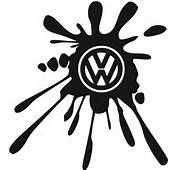 Stickers Tuning Volkswagen Tache De Peinture  Tuning/Auto Destock