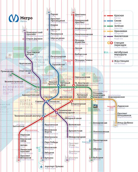 st map unofficial map st petersburg metro by transit maps
