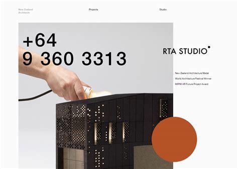 rta studio rta studio awwwards sotd