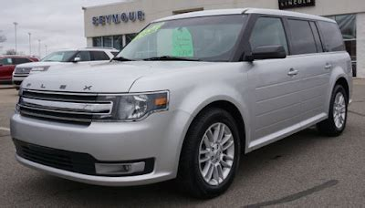 Seymour on 94: Used 2013 Ford Flex SEL for Sale Near