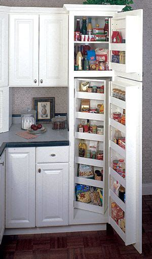 i need a pantry and my kitchen is small i think this