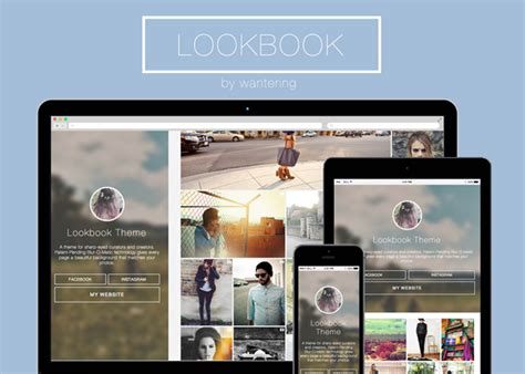 free tumblr themes lookbook 25 free minimal tumblr themes inspirationfeed